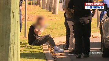 wanted man arrested in the centre of wagga