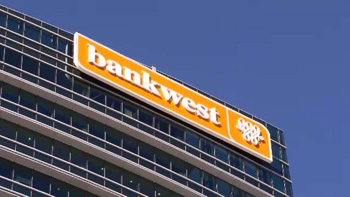 Bankwest issued an apology over the incident.