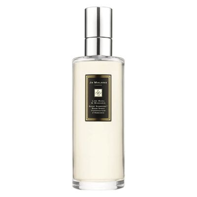 Jo Malone lime basil mandarin scent room spray, $88