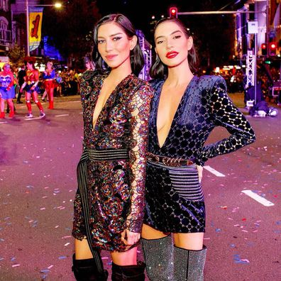 The Veronicas Jessica and Lisa Origliasso