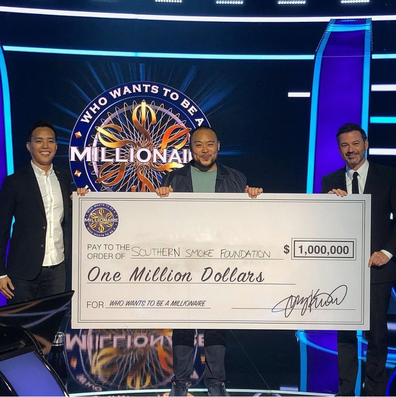 David Chang wins Who Wants to be a Millionaire
