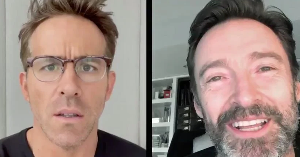 Hugh Jackman defeats Ryan Reynolds in charity event: 'Everyone hates you' – 9TheFIX
