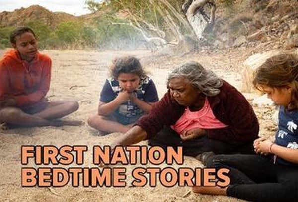 First Nation Bedtime Stories