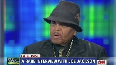 Joe Jackson hospitalised, in final stages of terminal cancer