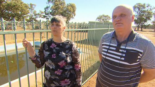 The McFadyens moved from western Sydney to western New South Wales in a treechange which has now gone sour.