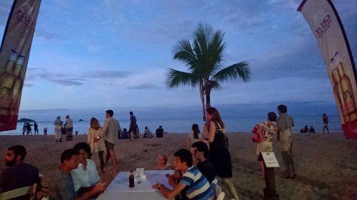 Music, sand, sunsets… the Kewarra Beach Shack has it all.