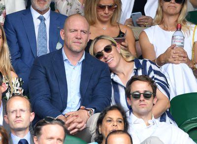 Why the Tindalls skipped the Royal Box at Wimbledon