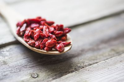 <strong>Swap Goji berries for...</strong>