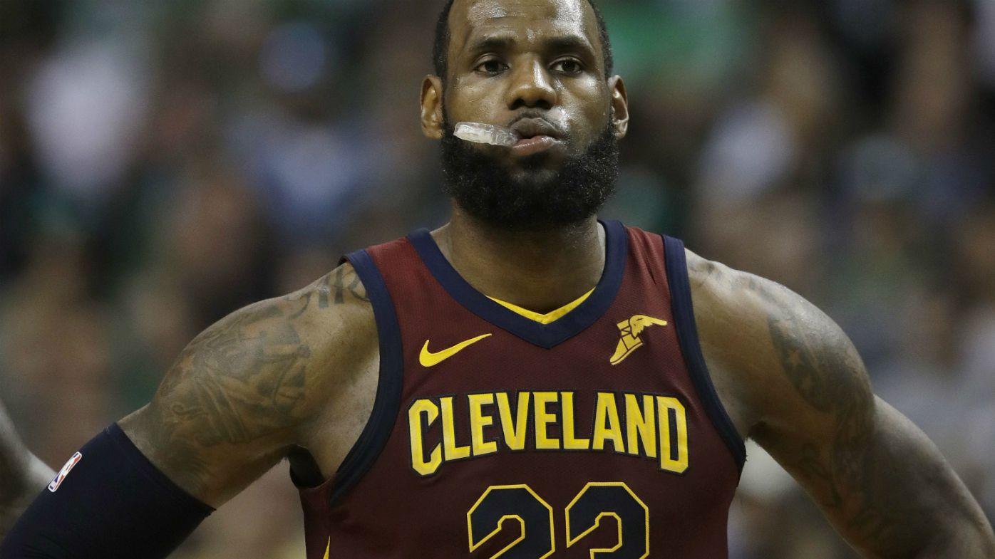 LeBron James left dazed as Boston Celtics storm to 2-0 lead