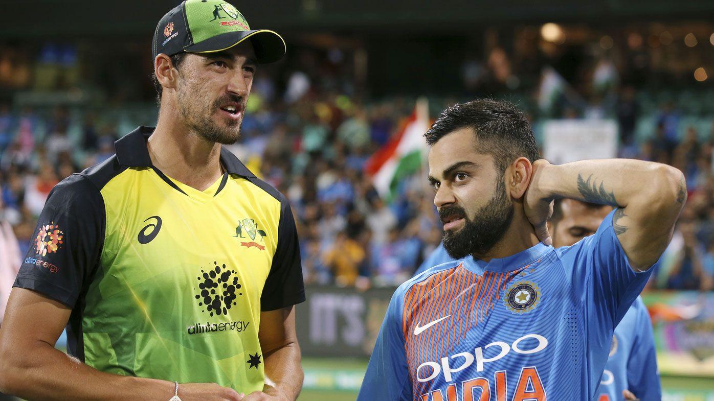 Virat Kohli fantastic to play under: Australian rival and IPL teammate Mitchell Starc