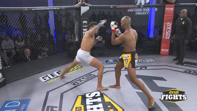 Savage 11-second spinning backfist KO stuns MMA world