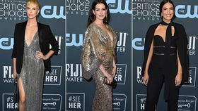 The stunning looks from the 2020 Critics' Choice Awards