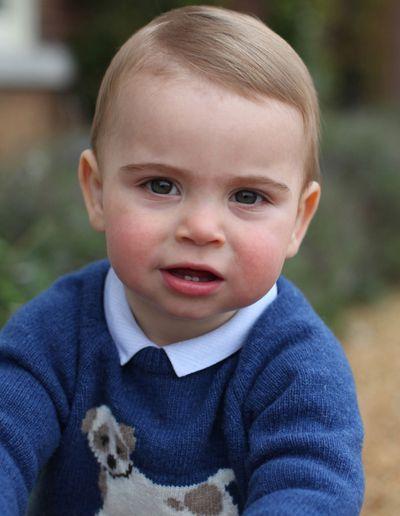 Prince Louis, 23 April 2018