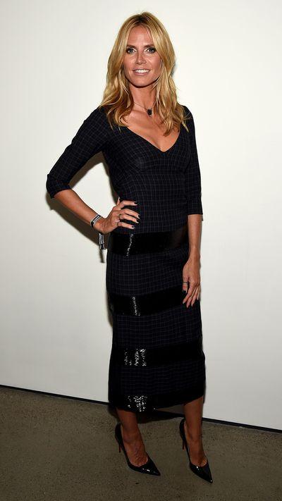 <p>Heidi Klum</p>
