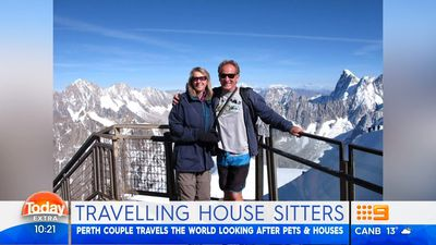Aussie retirees travel the world with free accommodation by doing this