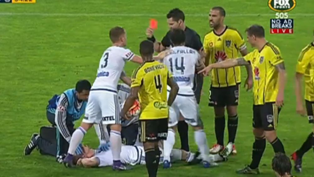 Phoenix 'disturbed' by match ban decision