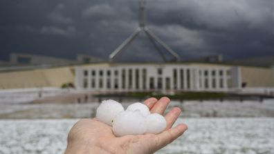 Australia's wild weather is set to continue