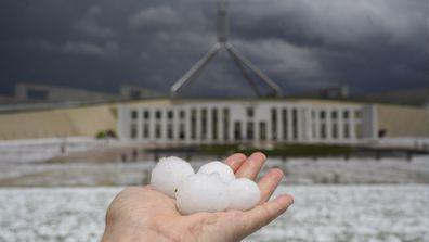 Australia's wild weather is set to continue