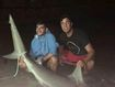 Sydney Harbour Bull Shark Catch teenage fishermen