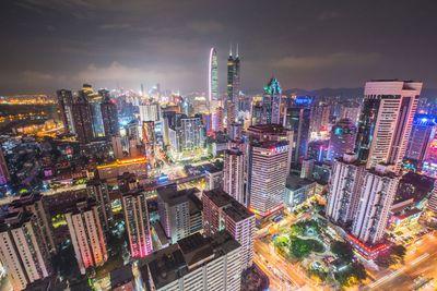 8. Shenzhen, China