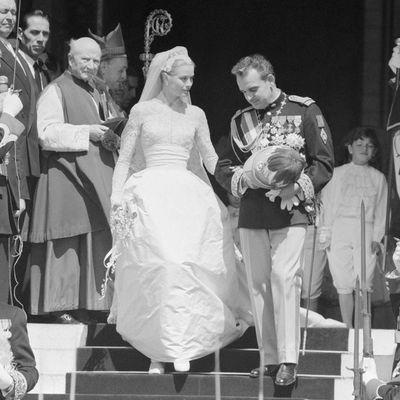 Princess Grace, April 19, 1956