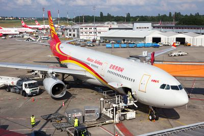 7. Hainan Airlines