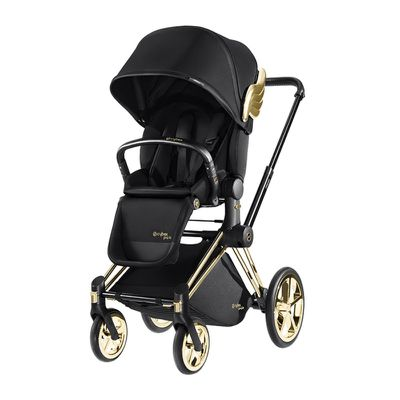 "<p><a href=""https://cubox.com.au/strollers-prams/cybex-priam-lux-seat-and-frame-special-edition-jeremy-scott-wings.html?gclid=CL3u-Nah3NECFUJMvQodzdAIww"" target=""_blank"">Cybex Priam Lux Seat And Frame Special Edition Jeremy Scott Wings, $2449.99.</a> </p> <p> </p> <p></p> <p> </p>"