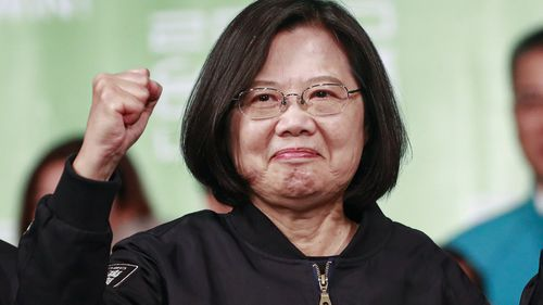 Taiwanese president's second term victory signals strong voter support for independence from China