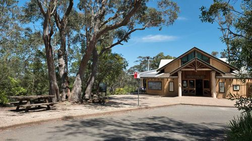 Local businesses in the Blue Mountains are feeling the heat as bushfires drive tourists away.