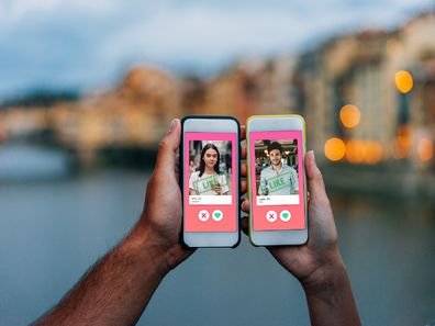 Tinder and online dating trends during the pandemic