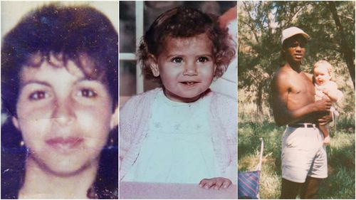 Colleen Walker, Evelyn Greenup and Clinton Speedy-Duroux vanished in the early 1990s.