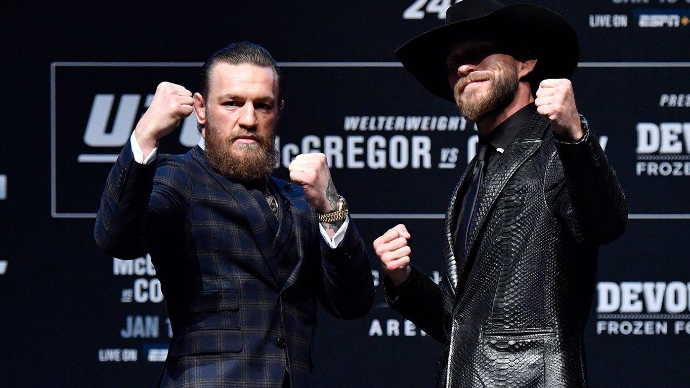 UFC 246 McGregor vs Cerrone: Fight time, card, Conor vs Cowboy ultimate guide