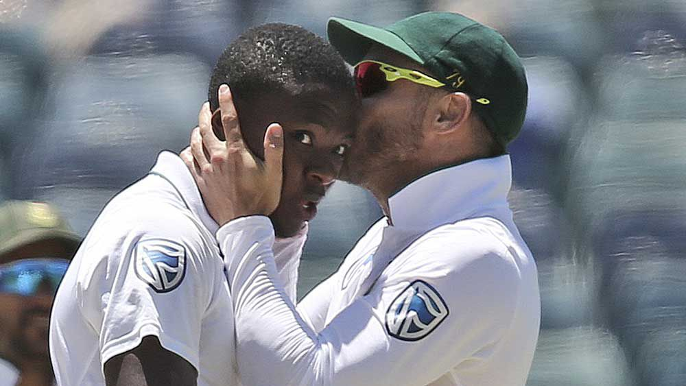 Cricket: 'I'm sleeping with him tonight'