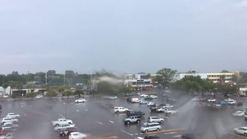 Darwin's wettest October day since 1941 with more than 100mm of rain