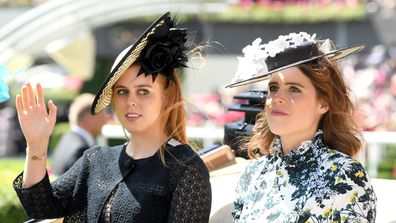 Why does Princess Eugenie attend more royal events than Princess Beatrice?