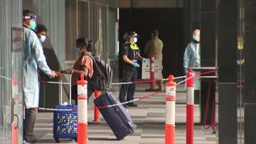 How international arrivals can 'appeal' hotel quarantine in Victoria