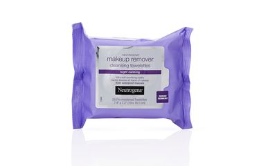 "<a href=""https://www.priceline.com.au/neutrogena-makeup-remover-cleansing-towelettes-night-calming-25-pack"" target=""_blank"">Makeup Remover Cleansing Towelettes Night Calming, $7.99 (25wipes), Neutrogena</a>"