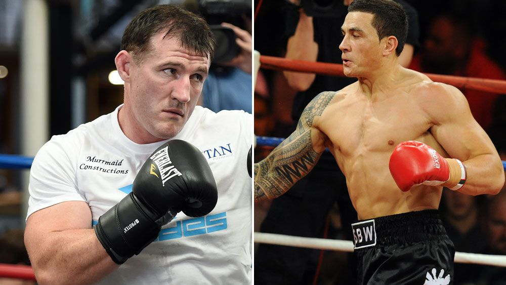 I will knock out Sonny Bill: Gallen