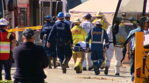 Rozelle street to reopen after blast
