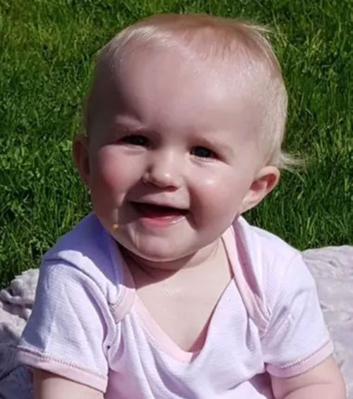 Evelyn-Rose Muggleton was beaten to death by her mother's partner.