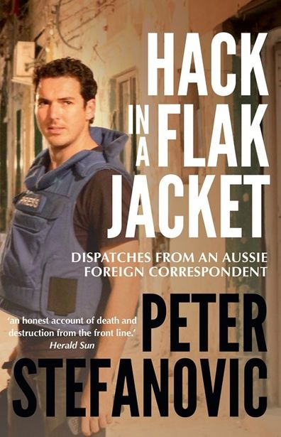 Peter Stefanovic's book