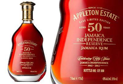 $5000 Jamaica Independence rum