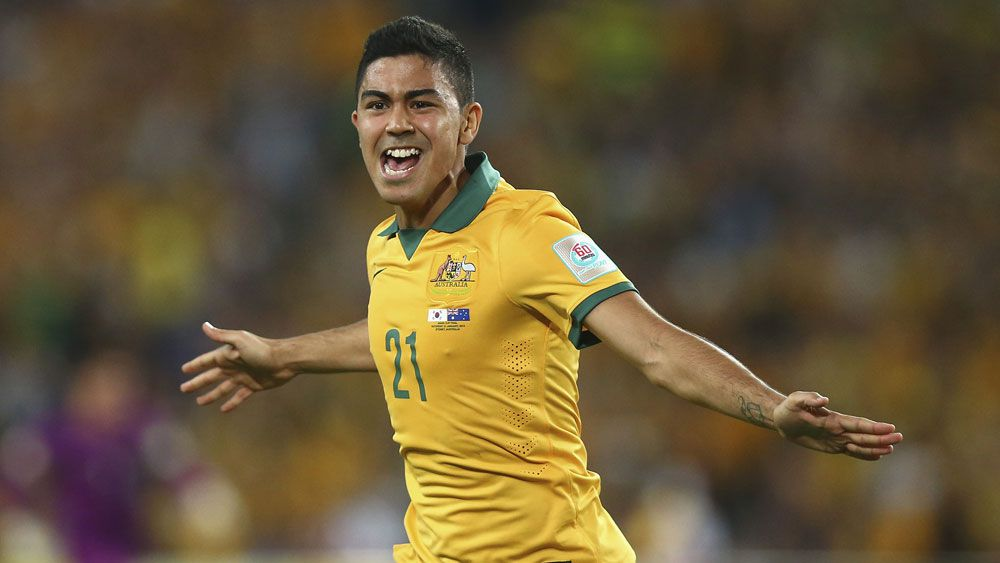 Massimo Luongo. (Getty)