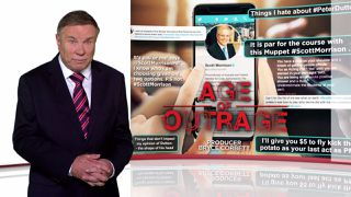 Age of outrage, Painkiller, Baker's delight