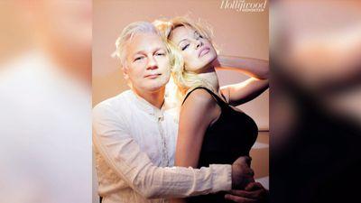 Pamela Anderson knocks PM's 'lewd' comments