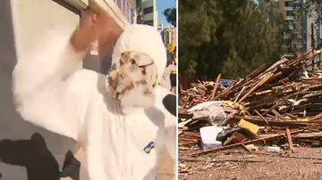 Duo face jail for alleged asbestos dumping