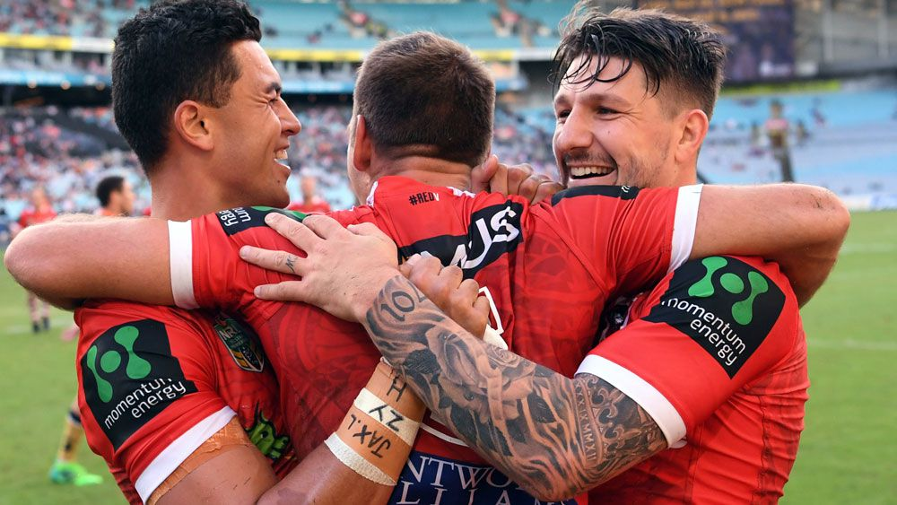 St George Illawarra wallop Wests Tigers as Nightingale scores a hat-trick
