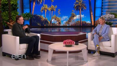 Kevin Nealon Ellen DeGeneres