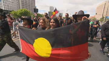 South Australia Invasion Day protest
