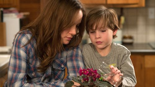 Brie Larson won Best Actress in a Leading Role for her role in Room, which is also nominated for Best Picture. (AAP)